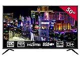RCA RS50U1: Televisor LED Smart TV de 127 cm (50 Pulgadas) (4K Ultra HD, Triple Tuner, Android 6.0, HDMI, Ci+, Reproductor de Medios a través de USB 2.0) [Clase energética A]