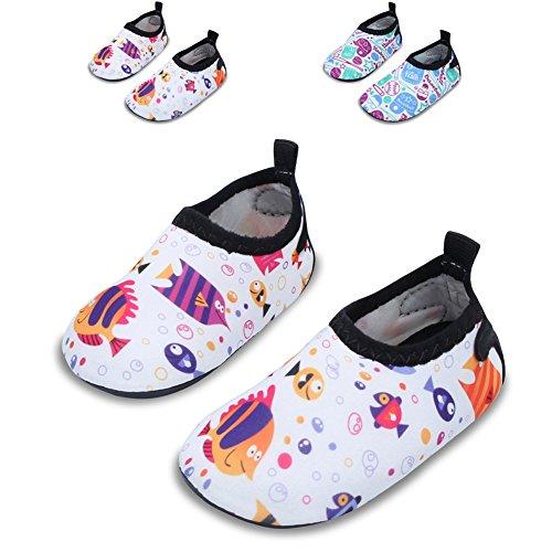 JIASUQI Barefoot Wasser Haut Schuhe Strand Sandalen gebraucht kaufen  Wird an jeden Ort in Deutschland