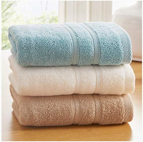 CDOY Haushaltswäsche Aus Reiner Baumwolle, Gesichtsverdickung, Saugfähiges Handtuch Der Klasse A, 3Er-Pack