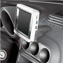 KUDA consola de navegación (LHD) tipo para Alfa Romeo 156(modelos de 10/1997, y a partir de 03/02de piel color negro
