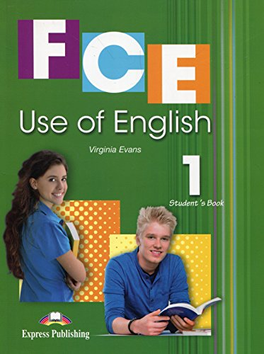 FCE Use of English 1 Students Book