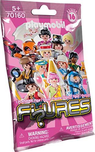 PLAYMOBIL 70160 Figures Girls (S16), bunt