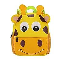 Minetom 2-6 Years Old Waterproof School Bag Backpack Kids Baby Girls Boys Children Shoulders Bagrucksack Lovely Cute Animals Daypack