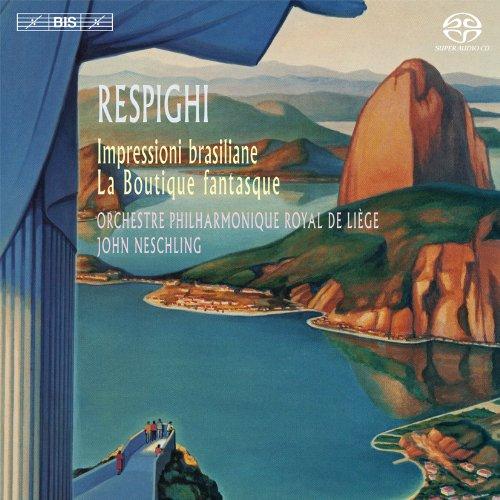 Brasilianische Impressionen (Brasilianische Musik-cd)