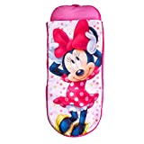 Best Dormir Colchones - Readybed Minnie Mouse Cama Hinchable y Saco de Review