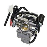 Sharplace 1 Stück 26mm Vergaser Für Gy6 150cc150 Tank Carb Go Kart Roller Motorräder, Ersatzteile