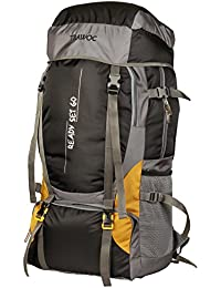 TRAWOC 55L Travel Backpack for Outdoor Sport Camp Hiking Trekking Bag Camping Rucksack SHK002 1 Year Warranty