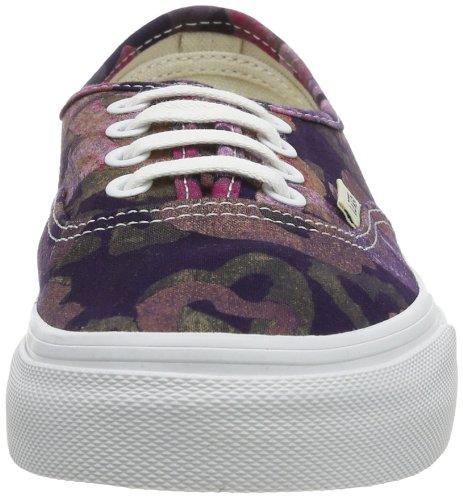 Vans U AUTHENTIC (DELLA) BATIK/P VVOEAW6 Unisex-Erwachsene Sneaker Pink ((Della) batik/p)