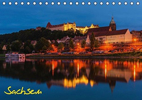 Sachsen (Tischkalender 2016 DIN A5 quer): Der Fotograf Gunter Kirsch zeigt einige der schönsten Orte im Freistaat Sachsen. (Monatskalender, 14 Seiten) (CALVENDO Orte)