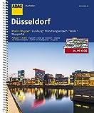 ADAC Stadtatlas Düsseldorf/Rhein-Wupper mit Duisburg, Mönchengladbach, Venlo: Wuppertal 1:20 000 (ADAC Stadtatlanten 1:20 - 000) - ADAC Kartografie
