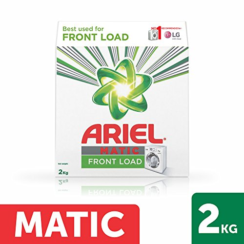 Ariel Matic Front Load Detergent Washing Powder – 2 kg 51c3abPGHHL