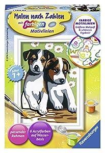 Ravensburger 4005556296811 Libro y página para Colorear Kit de Pintura por números - Libros y páginas para Colorear (Kit de Pintura por números, 1 páginas, Child, Niño/niña, 7 año(s), 8,5 cm)