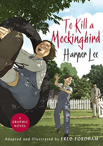 A beautifully crafted graphic novel adaptation of Harper Lee's beloved American classic, voted the #1 Great American Read 2018.           'Shoot all the bluejays you want, if you can hit 'em, but remember it's a sin to kill a mockingbird.'   ...