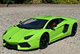 WIM-SHOP RC Lamborghini Aventador mit Akku + Licht 1:10 48cm Ferngesteuert 2,4-GHz