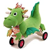 Haba Wonderworld 319976 - SW-1816 Rutscher Drache Duffy