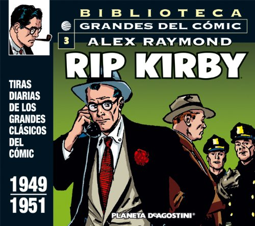 Rip Kirby 1949-1951 nº 03/12
