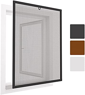 Sol Royal® SolProtect estupenda malla mosquitera para ventana - Marco de aluminio - 120x140 cm Diferentes colores