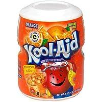 Kool de Aid Drink Mix Naranja (538g)