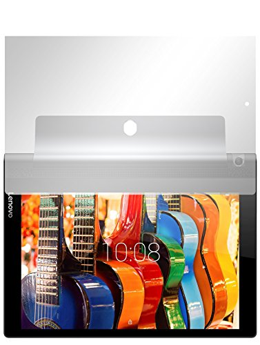 Slabo 2 x Bildschirmschutzfolie Lenovo Yoga Tab 3 (10 Zoll) Bildschirmschutz Schutzfolie Folie Crystal Clear unsichtbar Made IN Germany