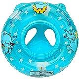 ReachTop bebé niños infantil hinchable de natación Anillo Flotador Asiento Barco piscina baño seguridad