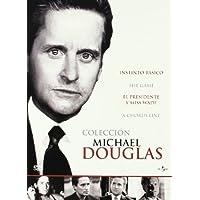 Pack Michael Douglas (4 Dvd) [Dvd] (2009) Varios