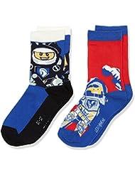 Lego Wear Nexo Knight Ace 704-Socks, Chaussettes Garçon, ( lot de 2 )