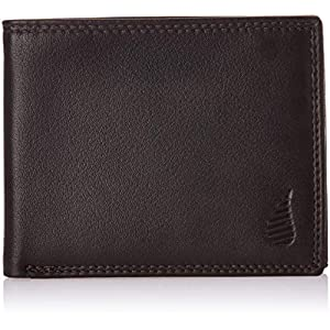 Street Fuel Brown Men's – Wallet (GIFTBOX005DB)