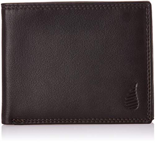 Street Fuel Brown Men's – Wallet (GIFTBOX005DB)