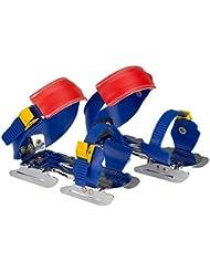 Nijdam patines ajustables talla 24-34 2201-KGR-Uni