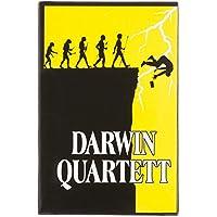 Darwin Awards Quartett - Das Charles Darwin Award Kartenspiel - für einen reinen Genpool