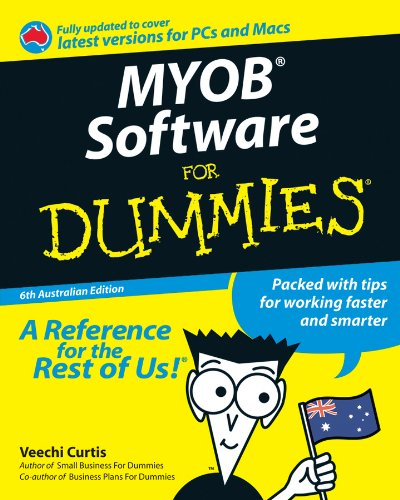 myob-software-for-dummies-australian-edition
