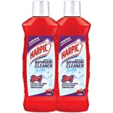 Harpic Bathroom Cleaner, Floral - 500 ml (Pack of 2)
