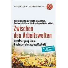 Zwischen den Arbeitswelten: Der Übergang in die Postwachstumsgesellschaft (German Edition)