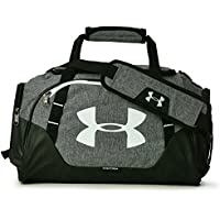 Under Armour UA Undeniable Duffle 3.0 XS Bolsa Deportiva, Unisex Adulto, Graphite (041), One Size