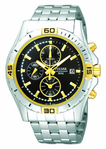 8b8e1dd88b77 Pulsar Caballero PF8398 cron-grafo Reloj