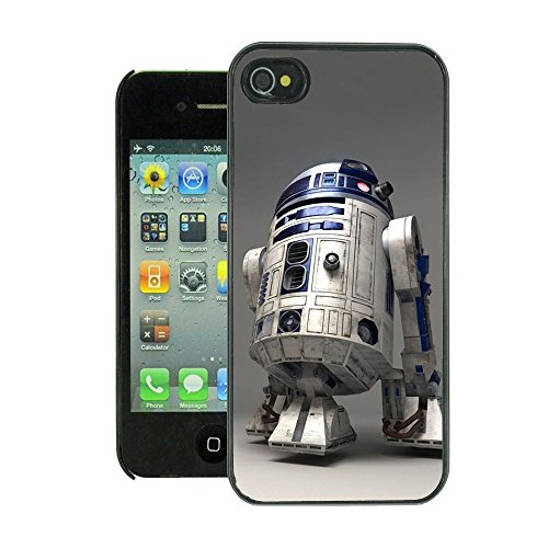 Star Wars Movie film Stormtrooper Vader Empire Force Yoda Phone Case Cover with Screen Protector & Cloth For iPhone 6 & 6S (4.7 inch) - in WHITE