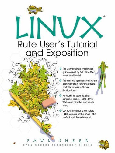 Linux: Rute User's Tutorial and Exposition by Paul Sheer (2-Oct-2001) Paperback par Paul Sheer