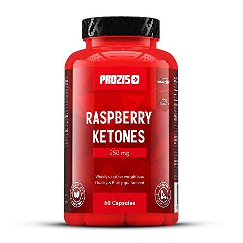 Raspberry Ketones 250mg 60 caps