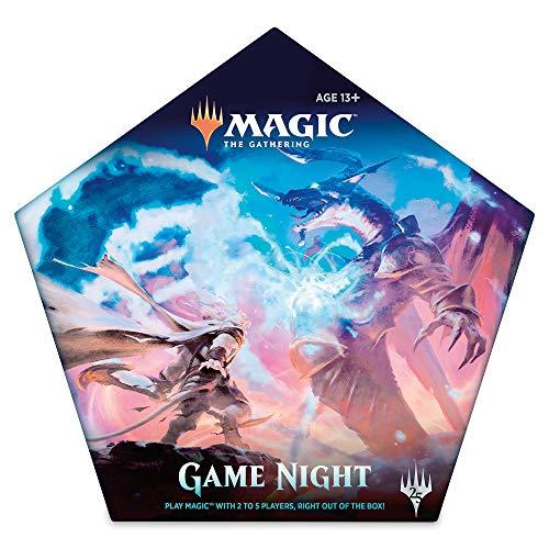 fur wizard erfahrungen Magic The Gathering MTG-GNT-EN Spielnacht, Mehrfarbig