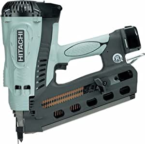 Hitachi NR90GR2 Cordless Gas Round Head Framing Nailer (discontinued by manufacturer)