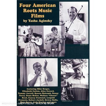 yasha-aginsky-four-american-roots-music-films-dvd-2007