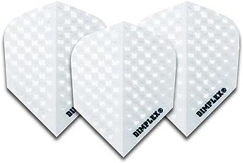 Dimplex Dart Flights 4 sets pro pack (12 flights insgesamt)