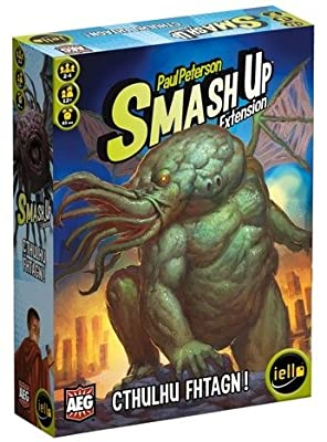 Smash Up - Extension Cthulhu Fhtagn