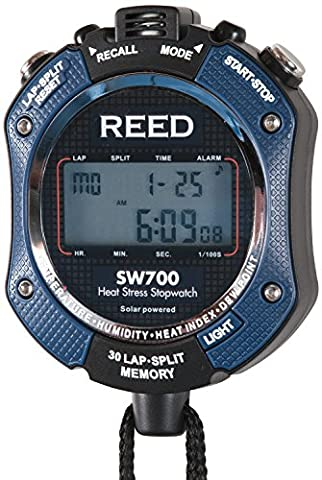 REED Instruments SW700 Humidity / Temperature Stopwatch, Heat Stress