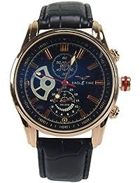Polo House USA Men's Analog Multi Dial Watch - PhwGeg16blk