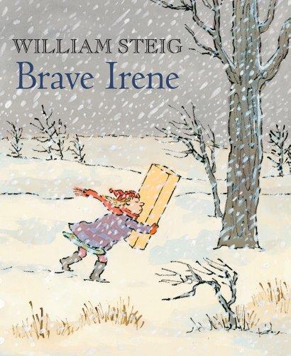 Brave Irene por William Steig