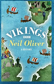 Vikings by [Oliver, Neil]