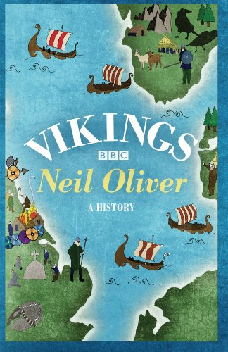 Vikings (English Edition) por Neil Oliver
