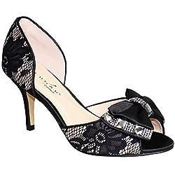 Sapphire Boutique by Sapphire , Damen Pumps Schwarz schwarz