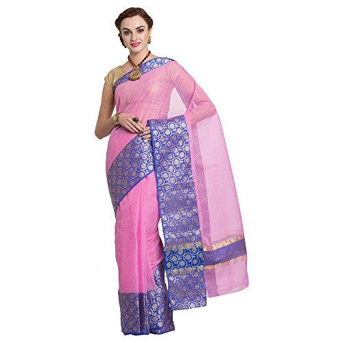Kota Sarees Cotton Blue Purple Gold Block Print Zari Saree | Doria work Cotton silk saree| Traditional sarees for women low price with Blouse